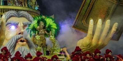 carnaval de são paulo 2018 x-9 paulistana