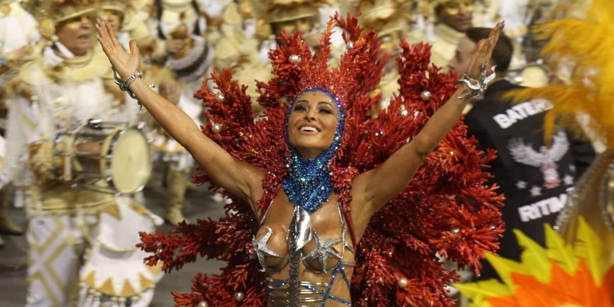Veja os horários de desfile de cada escola de samba no Carnaval de SP