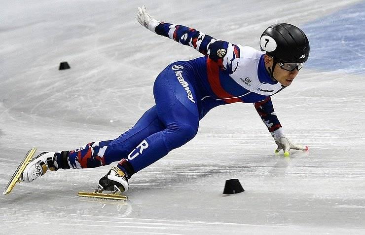 Viktor Ahn es uno de los atletas rusos sancionados por dopaje.