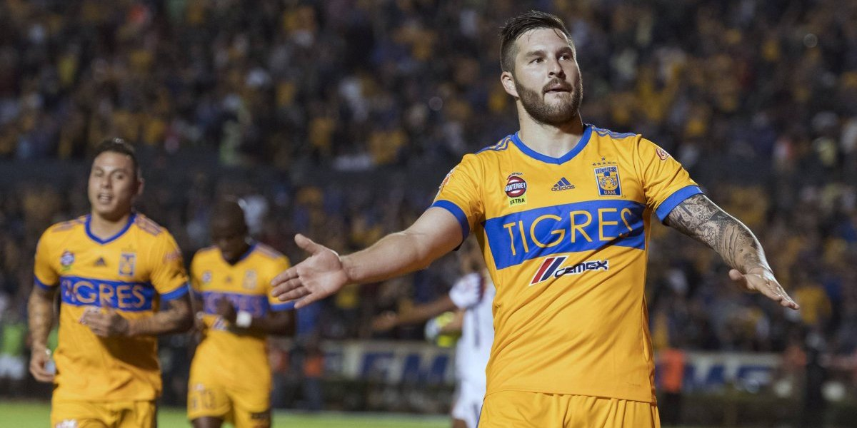 Franceses comandan intenso empate entre Tigres y América