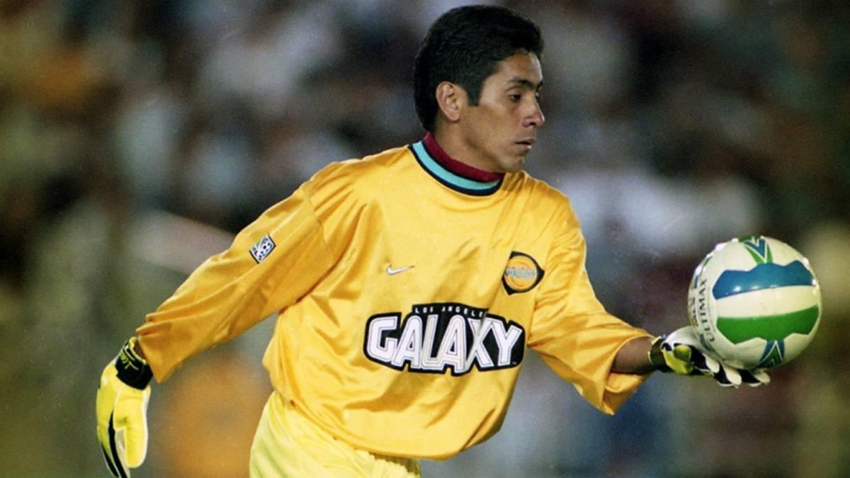 Jorge Campos, Galaxy
