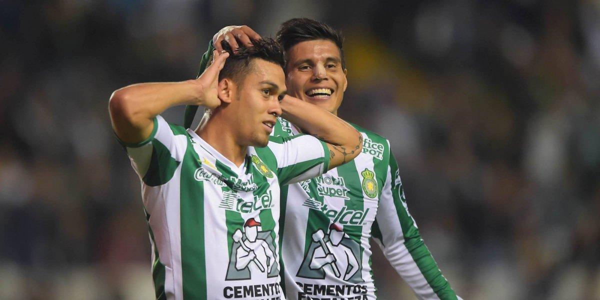 León se reencuentra con el triunfo y derrota a Puebla