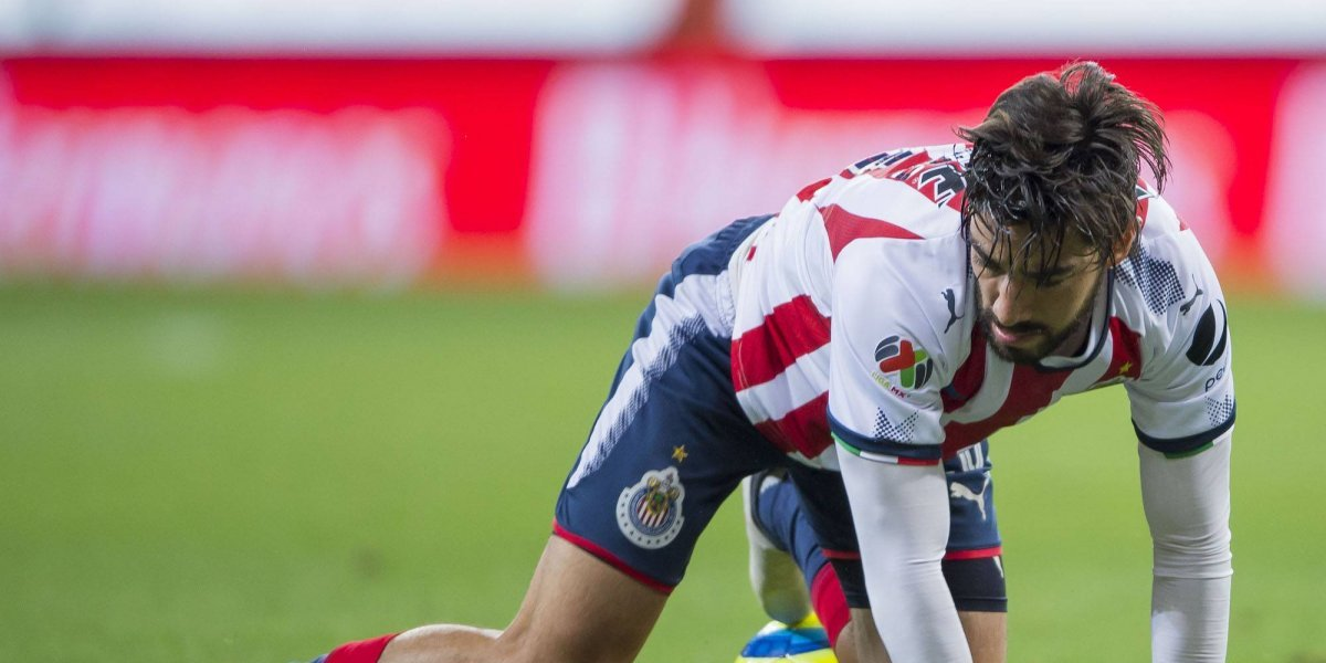 Pizarro pide mejor arbitraje en los partidos de la Liga MX