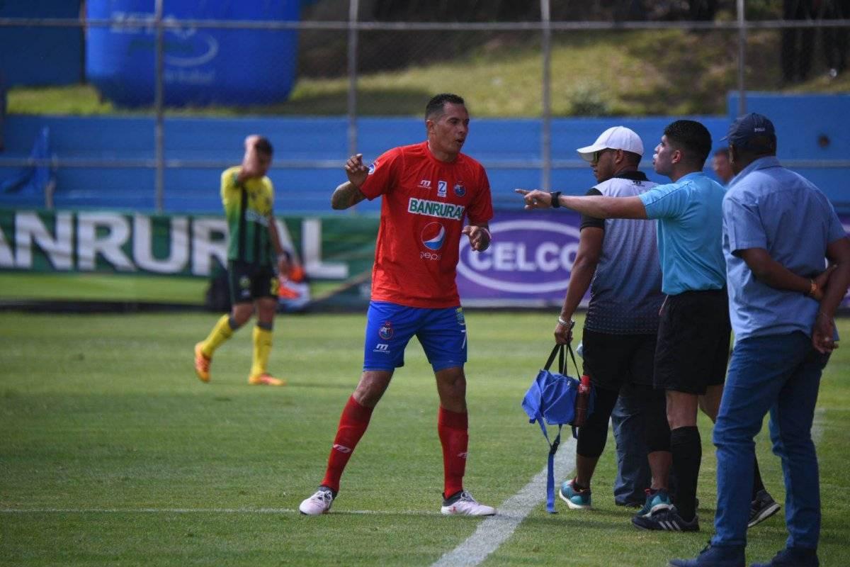 Blas Pérez contra Guastatoya