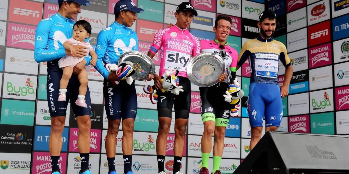 La Colombia Oro y Paz deja muy buenas señales para el ciclismo colombiano