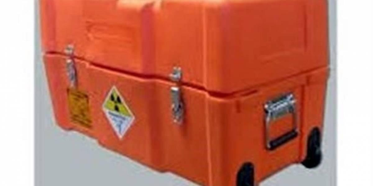 Hallan fuente radioactiva robada en León, Guanajuato