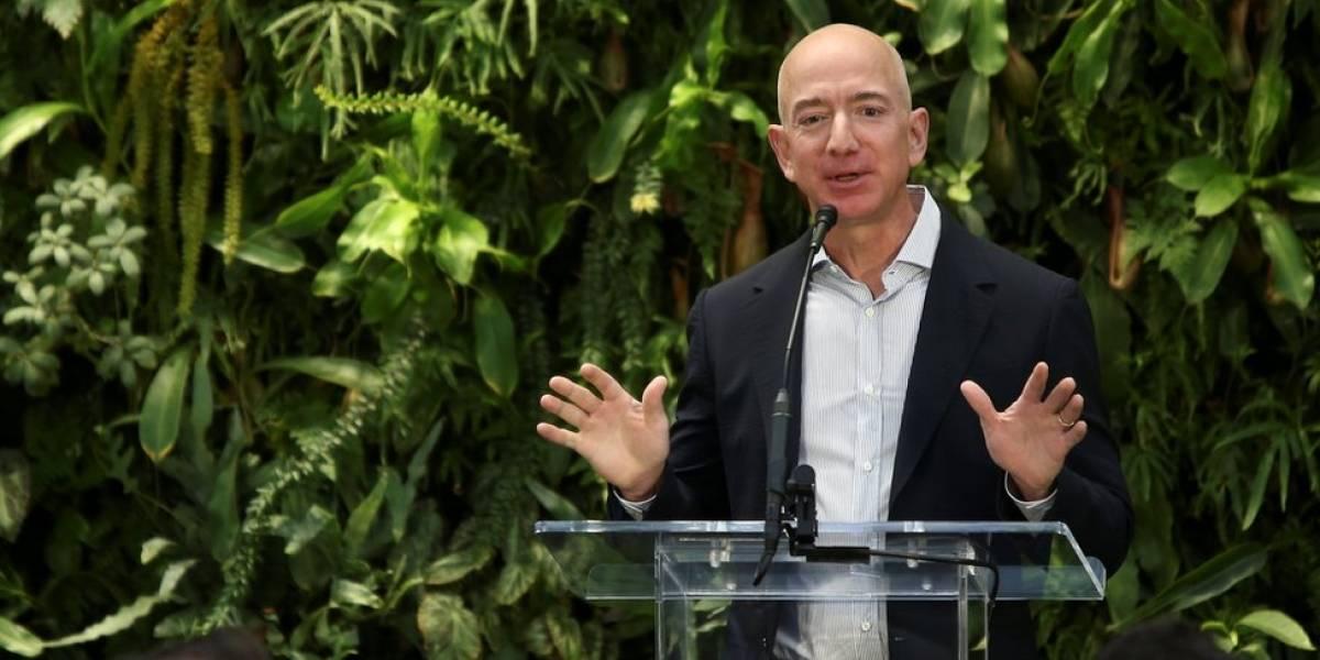 Fundador da Amazon, Bezos vai doar US$ 10 bi para combate às mudanças climáticas