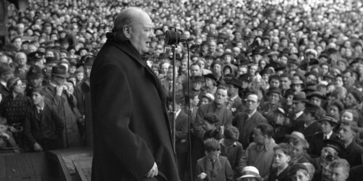 As palavras de Churchill ajudaram na vitória dos aliados na Segunda Guerra?