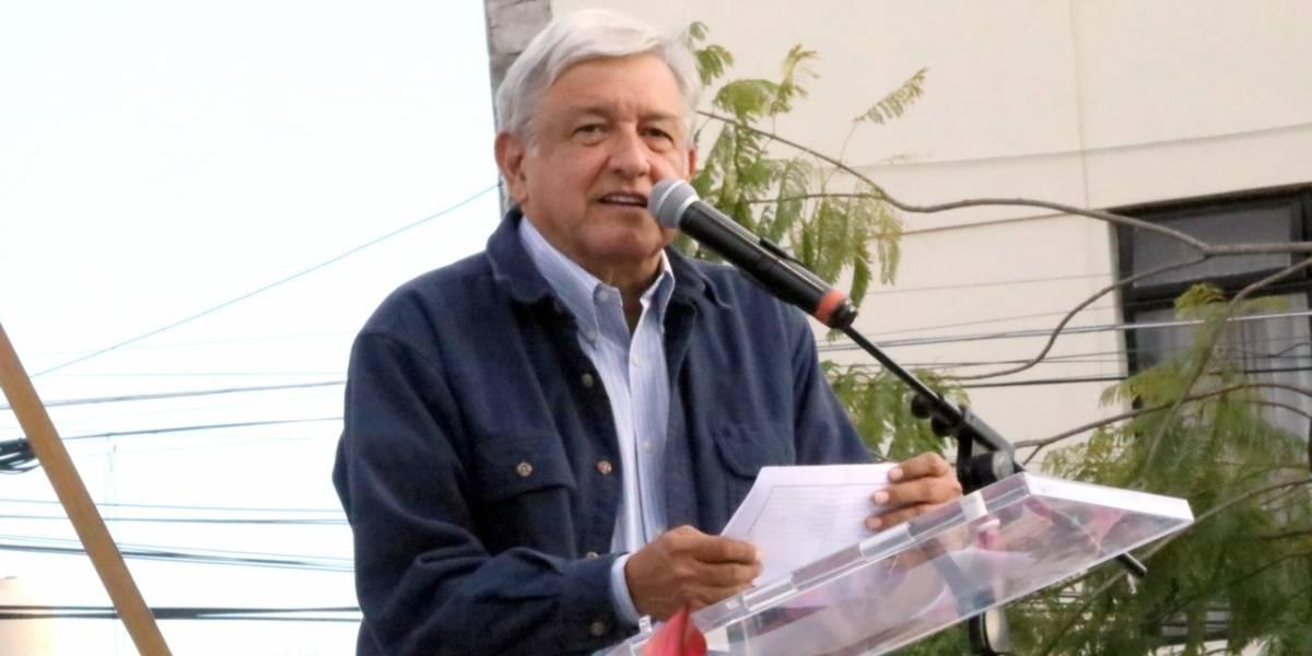 AMLO cierra precampaña en Jalisco ante más de cinco mil personas