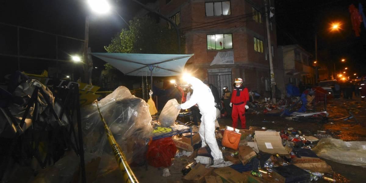 Explosión deja 8 muertos y 40 heridos en Carnaval de Bolivia