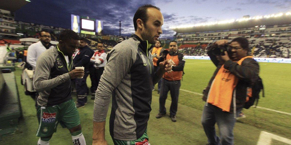 El histórico Landon Donovan volvió al fútbol después de más de un año sin jugar