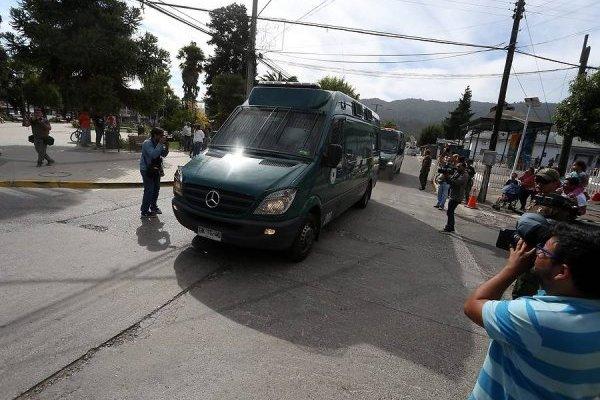 Traslado de Navarro a Rancagua