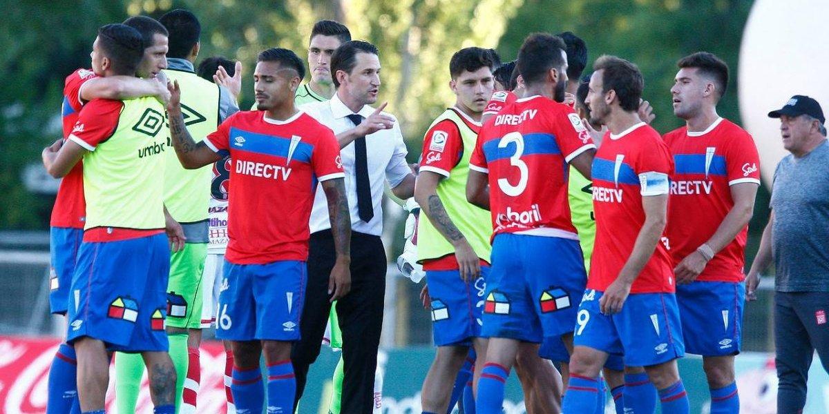 """Beñat está encantado en la UC: """"Es un placer trabajar con estos jugadores"""""""
