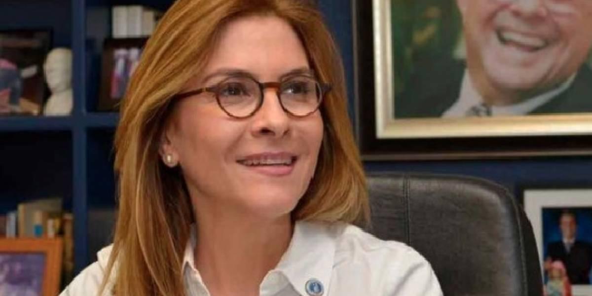 """Carolina Mejía dice impunidad que impera en PLD """"la obliga a dar un paso al frente"""""""