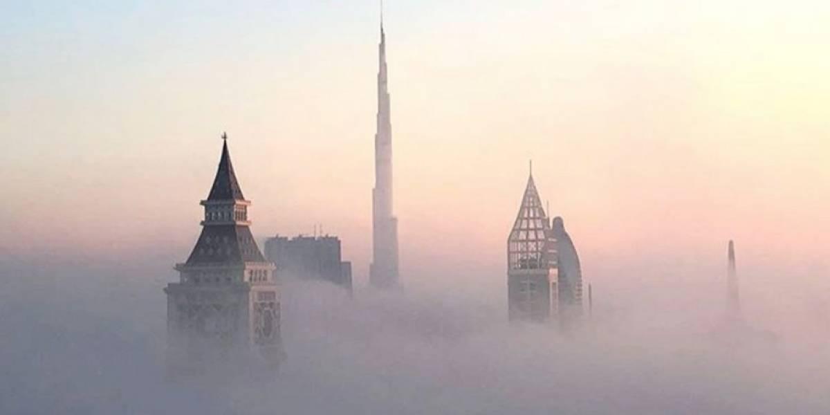 FOTOS. Dubái inaugura el hotel más alto del mundo