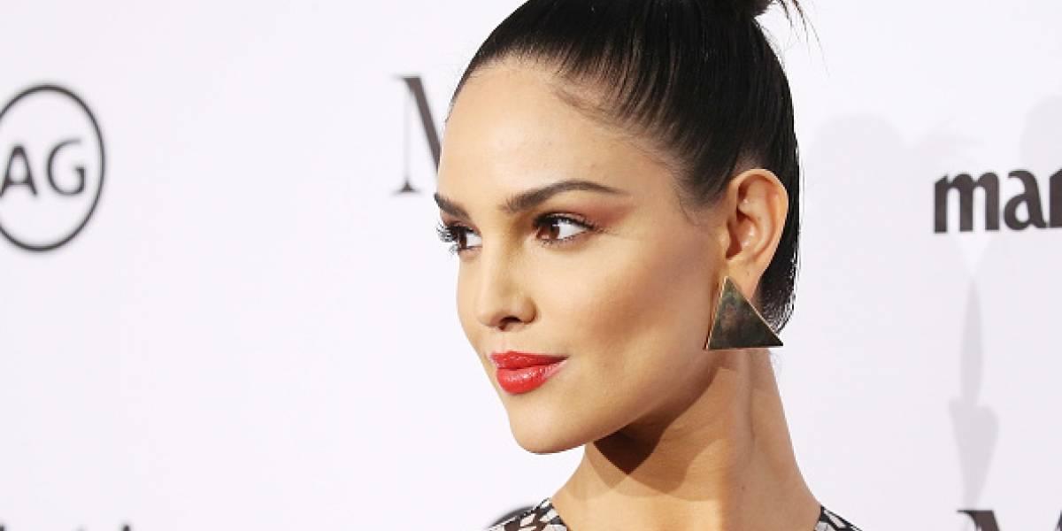 Eiza González sorprende con un radical cambio de look