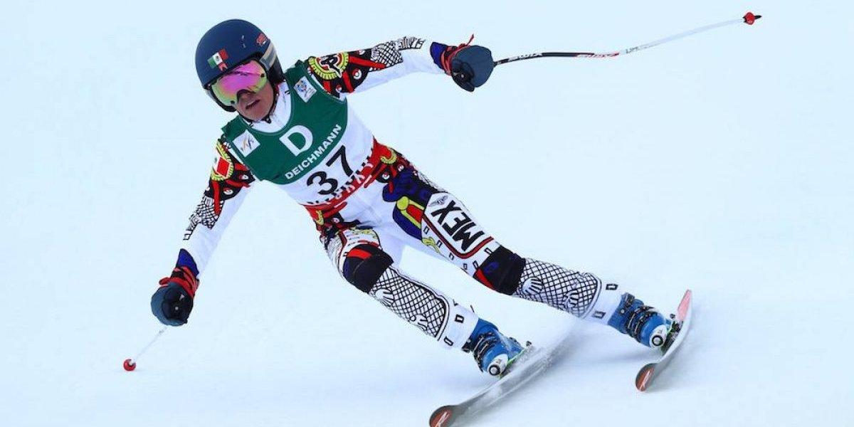 Se pospone debut de mexicana Sarah Schleper en PyeongChang 2018