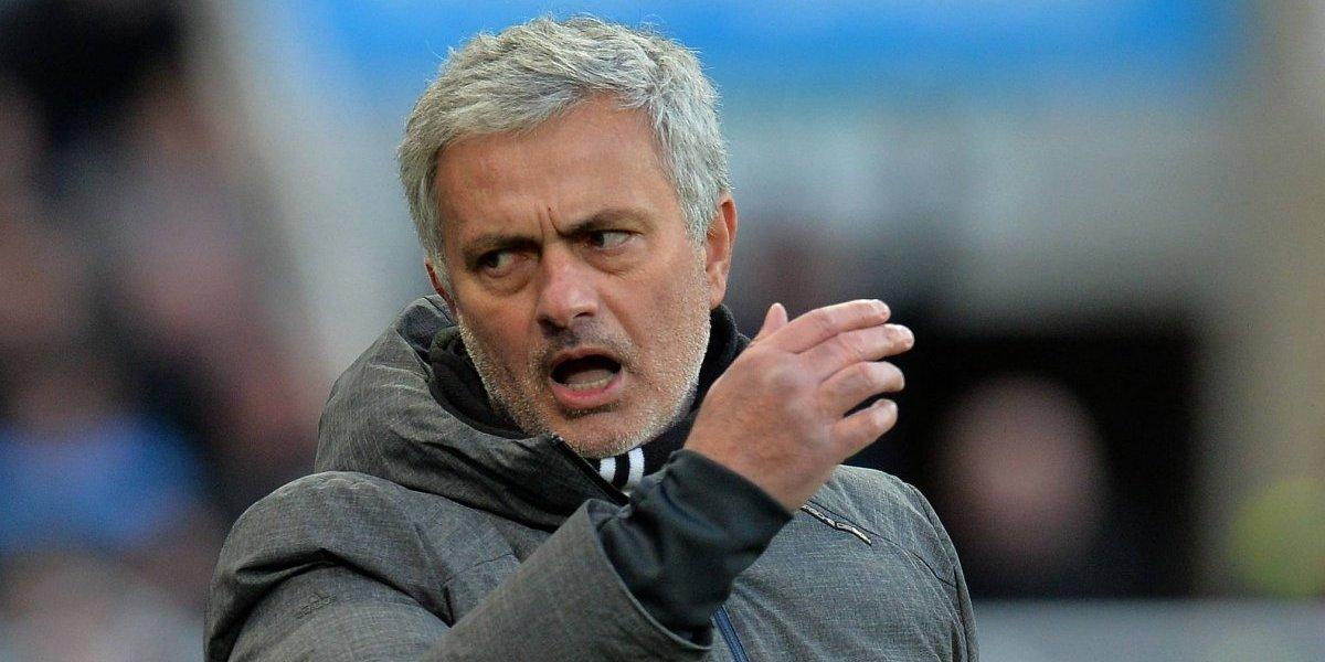 """Mourinho se enojó con sus jugadores: """"Ellos saben que hay responsabilidades"""""""