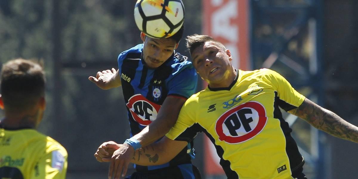 Huachipato y San Luis empataron en un partido marcado por los golazos