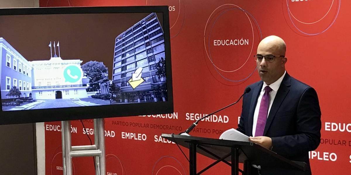 """PPD cataloga de """"nefasta"""" aprobación de la ley reforma de educación"""