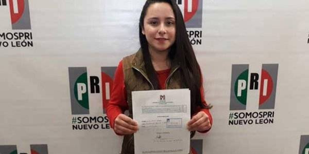 Sin experiencia y de sólo 22 años, hija de ex edil busca alcaldía de Rayones
