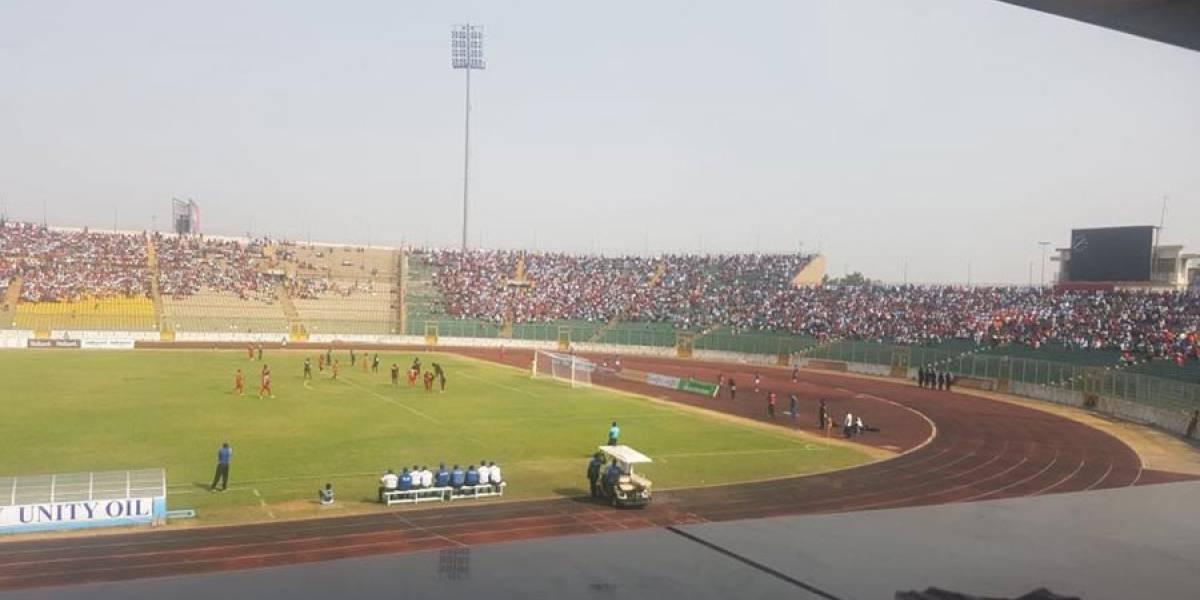 VIDEO. Pitan cinco penaltis en un partido en África y se fallan cuatro
