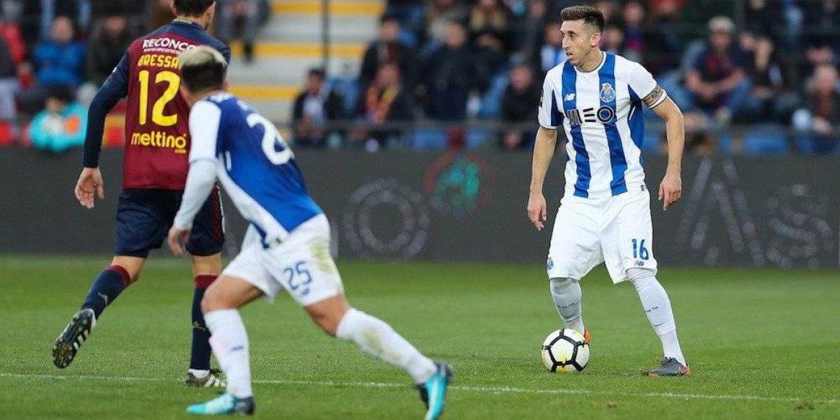 Porto golea al Chaves y recupera liderato general; Herrera puso asistencia y Corona salió amonestado