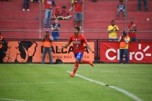 Gol de Pedro Altán contra Guastatoya