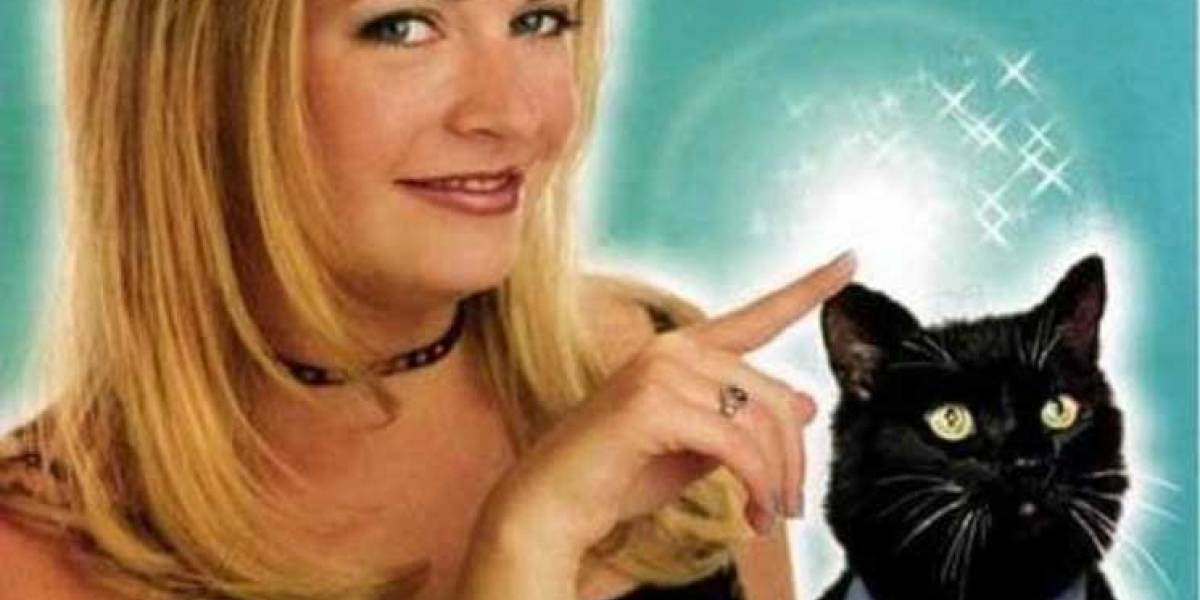 Así se ve Salem en el remake de 'Sabrina, la bruja adolescente'