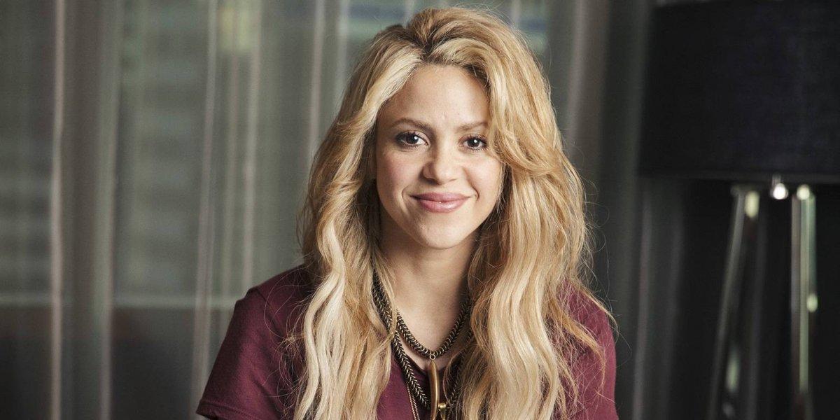 """""""Entrenando con mamá"""", terapia que hace feliz a Shakira"""