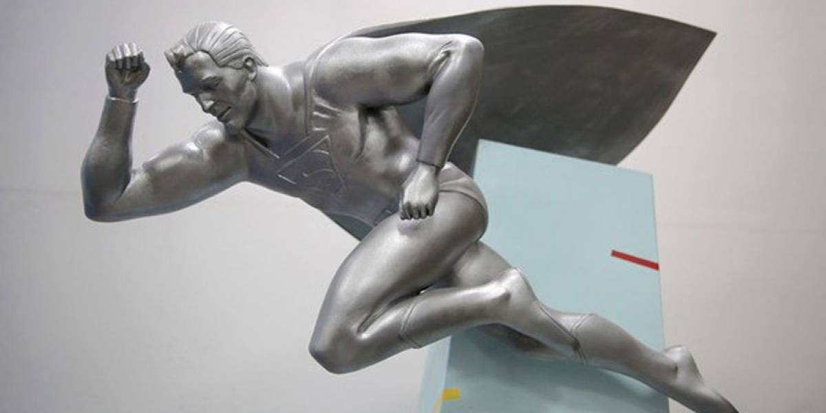Cleveland: estudian emplazamiento para estatua de Superman