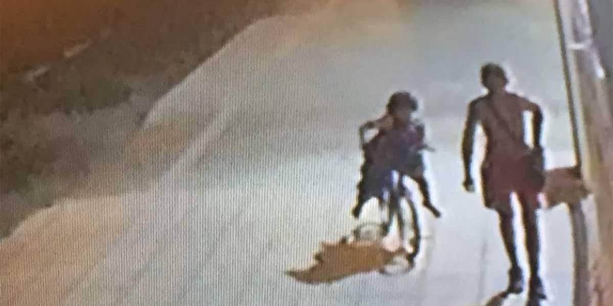 Ladrão é assaltado durante fuga de roubo