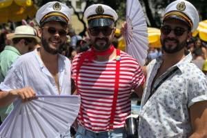 carnaval de rua sp 2018 bloco domingo ela não vai