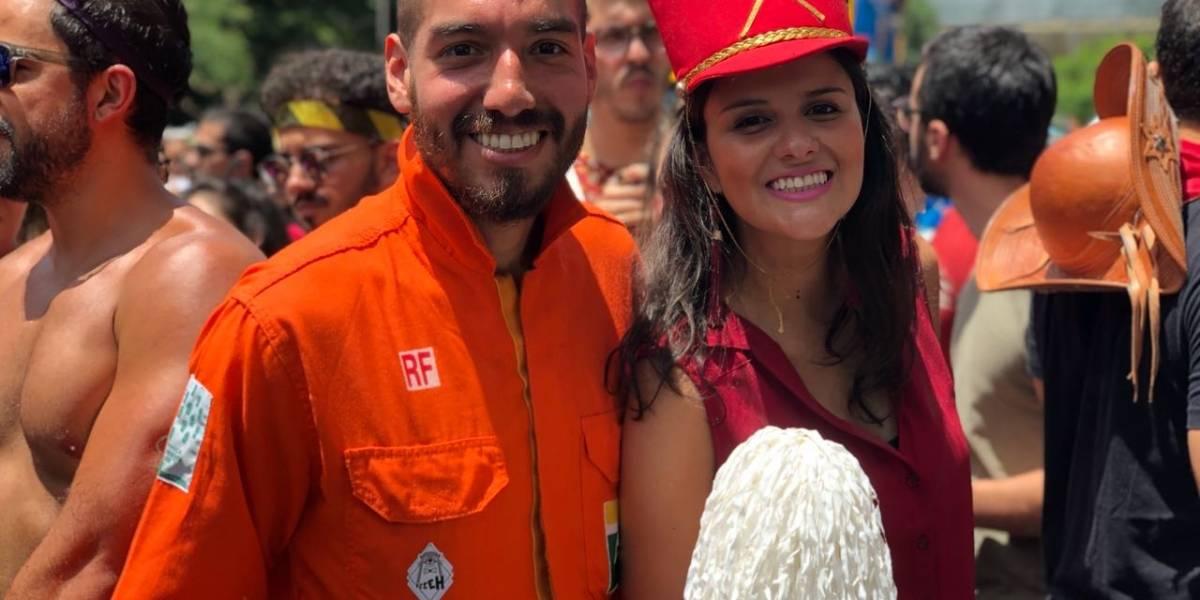 Avenida 23 de Maio tem bloco de Carnaval dedicado a axé
