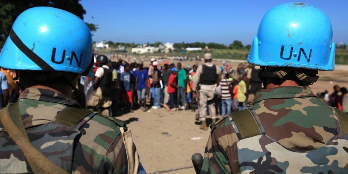 Acusan a 'cascos azules' de supuestos abusos sexuales en el Congo
