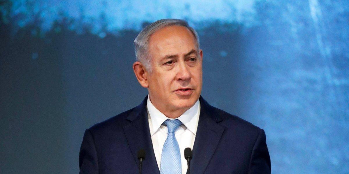 Netanyahu busca apoyo de EU para extender la soberanía israelí en Cisjordania