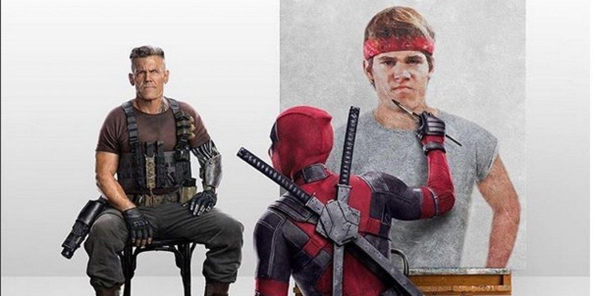 Deadpool 2 celebra el cumpleaños 50 de Josh Brolin