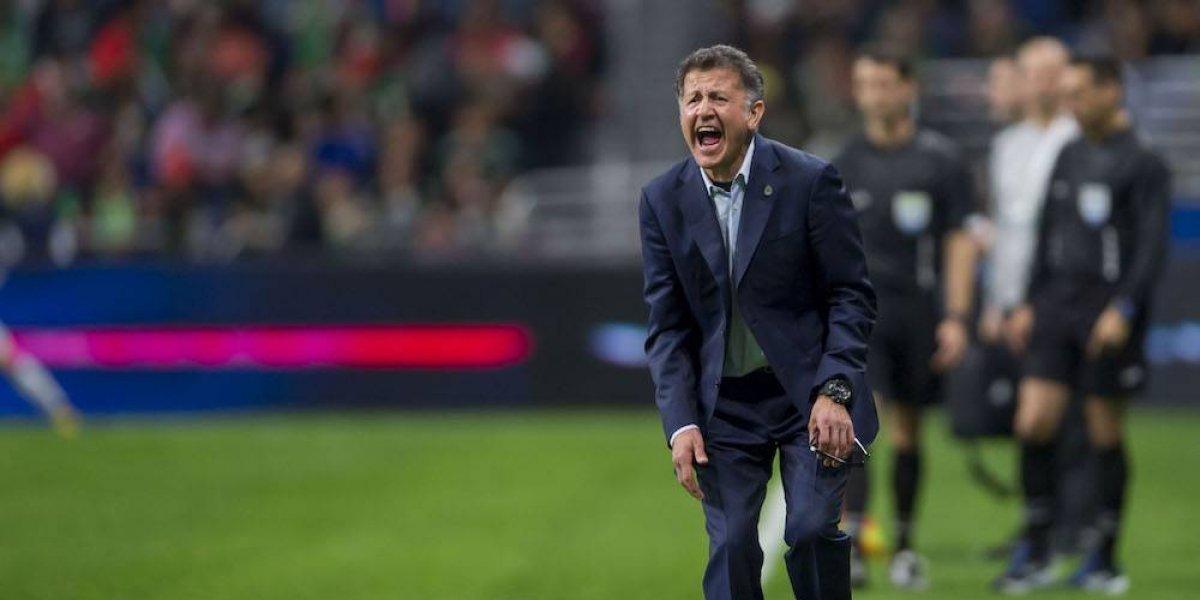 Complejidad de Croacia servirá al Tri: Juan Carlos Osorio