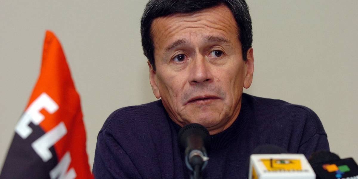 Fiscalía ordenó la captura de Pablo Beltrán y otros cabecillas del Eln