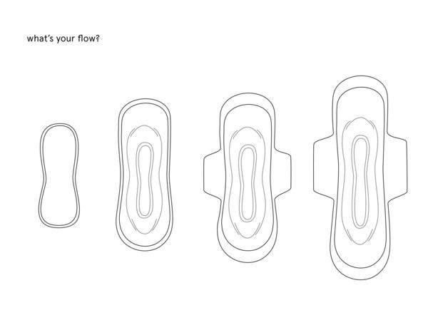 entrevista roseanne coloring pages | Un libro para colorear ilustraciones sobre la menstruación ...