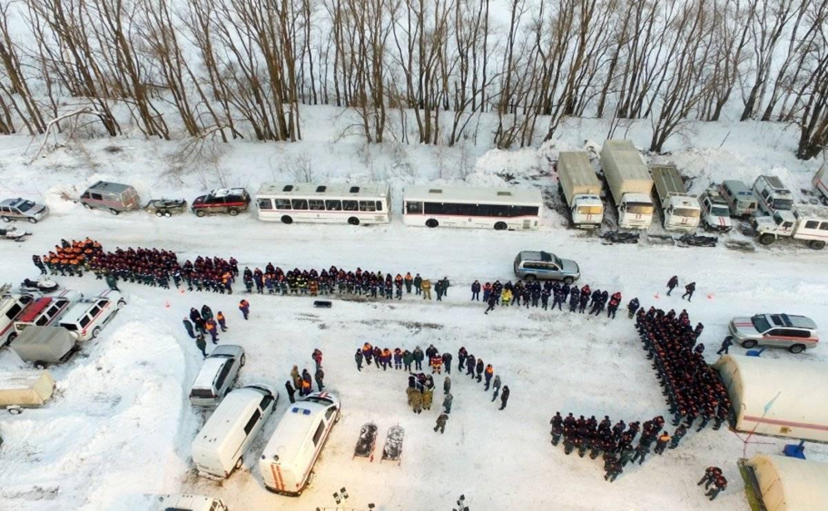 Avión siniestrado en Moscú EFE
