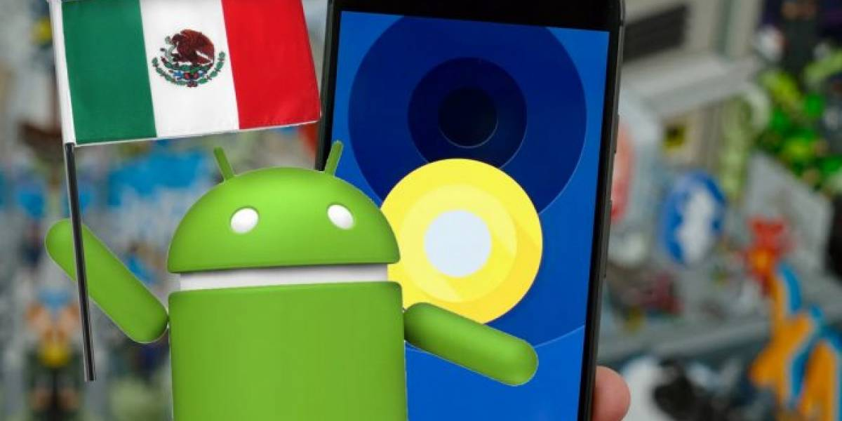 MediaTek y Google anuncian teléfonos con Android Go en México