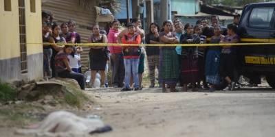 Asesinan a una adolescente después de haber dejado a su hermana en la escuela 1