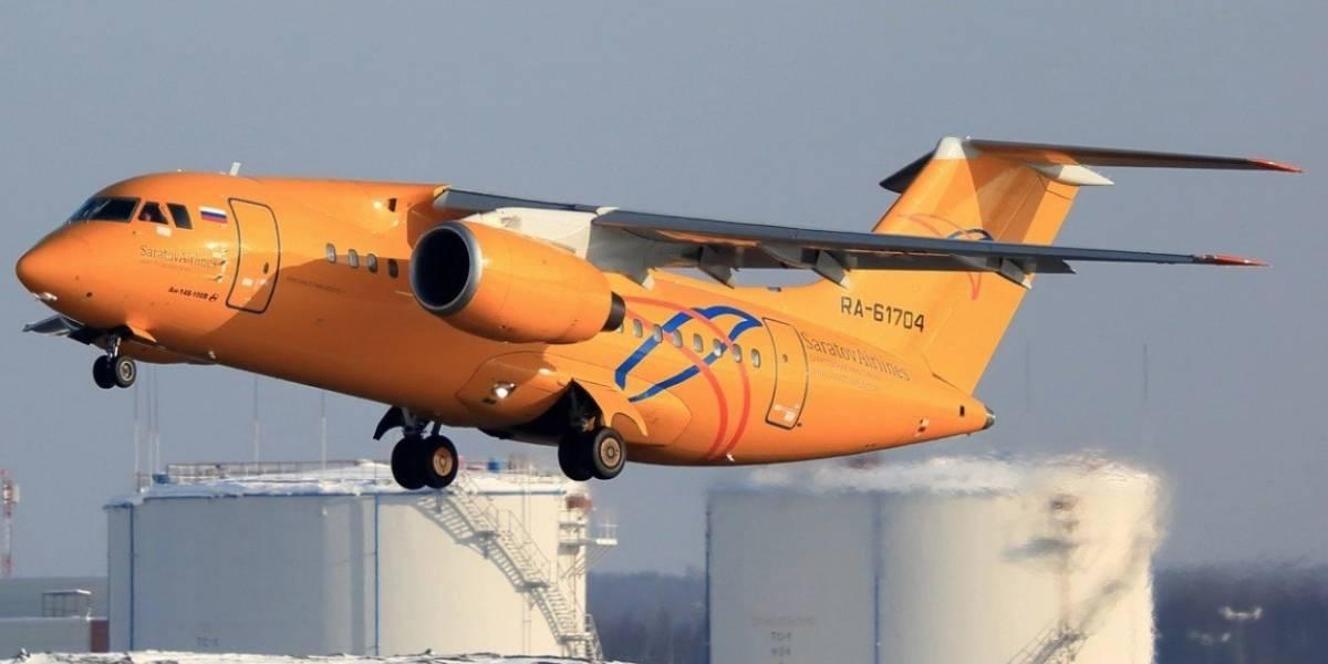 Revelan detalles de la última comunicación del avión que se estrelló en Rusia dejando 71 muertos