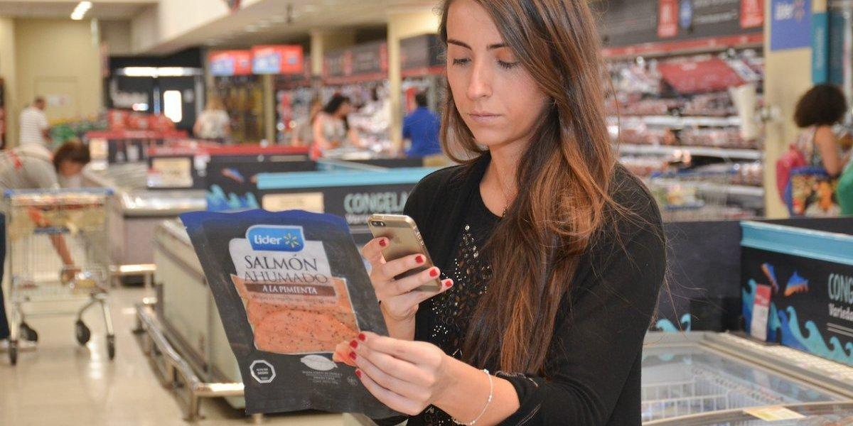 Nada de perder tiempo en las cajas: supermercados prueban aplicación para el pago de la mercadería vía celular