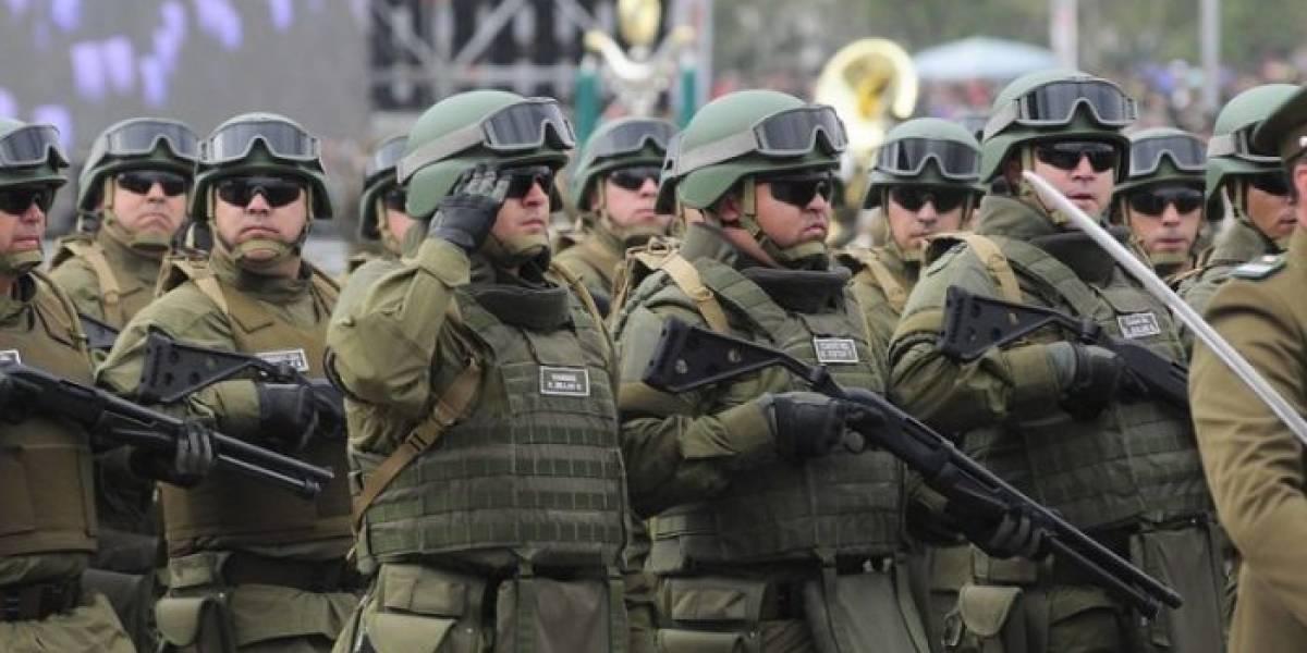 Carabineros de Chile desmiente noticia que circulaba en redes sociales sobre un supuesto paro nacional