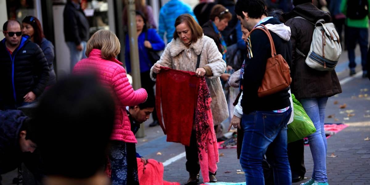 INE: más del 80% de los microemprendedores en Chile son cuenta propia