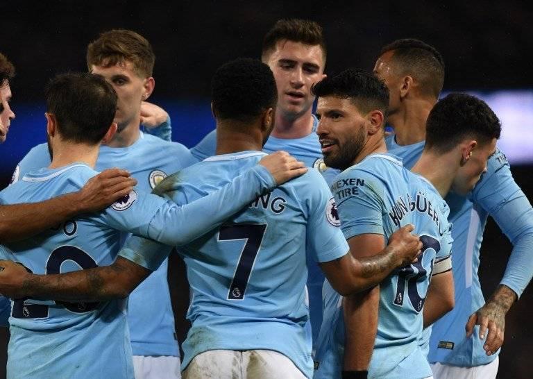 Gol del Manchester City