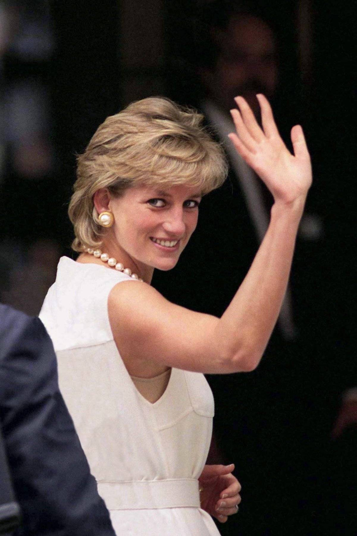 Princess Diana In Chicago