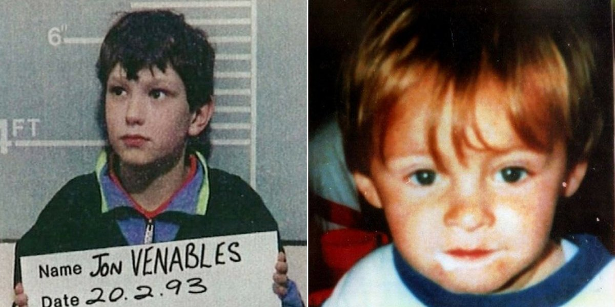 Preso atacou Jon Venables depois que ele se gabou de assassinato de criança
